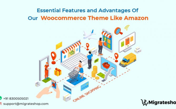 Woocommerce Theme Like Amazon