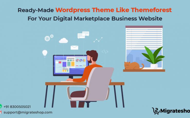 WordPress Theme like Themeforest