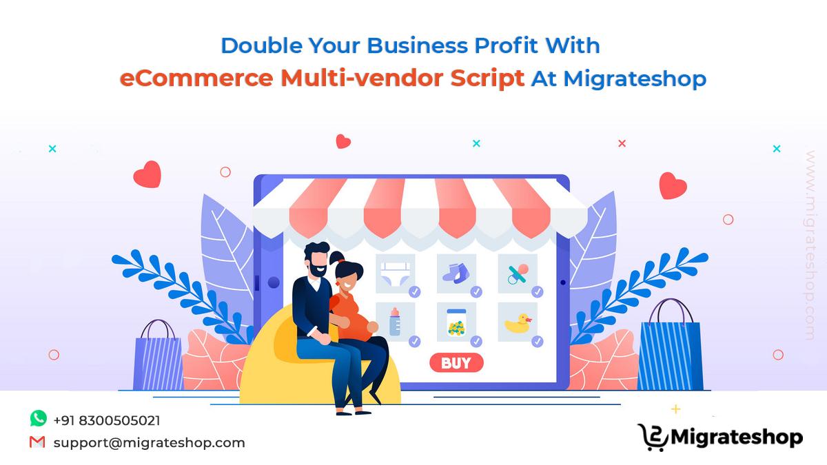 eCommerce Multi-vendor Script