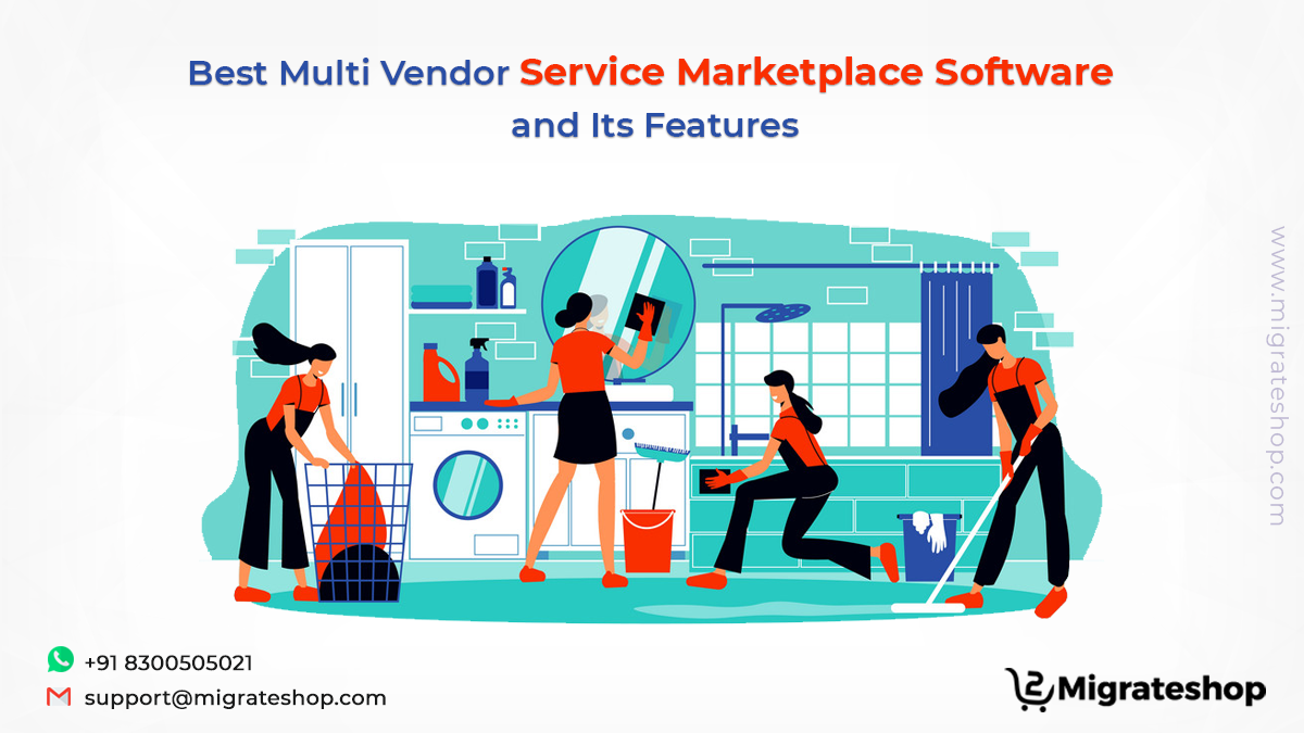 Best Multi Vendor Service Marketplace Software and Its Features
