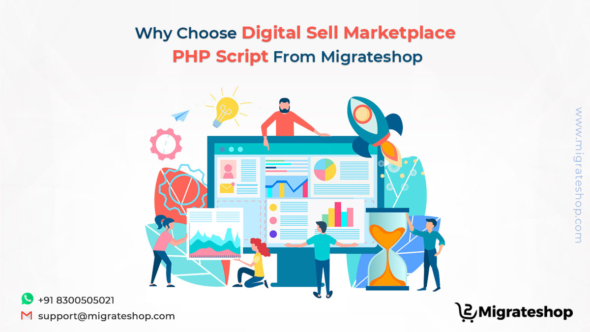Why Choose Digital Sell Marketplace PHP Script
