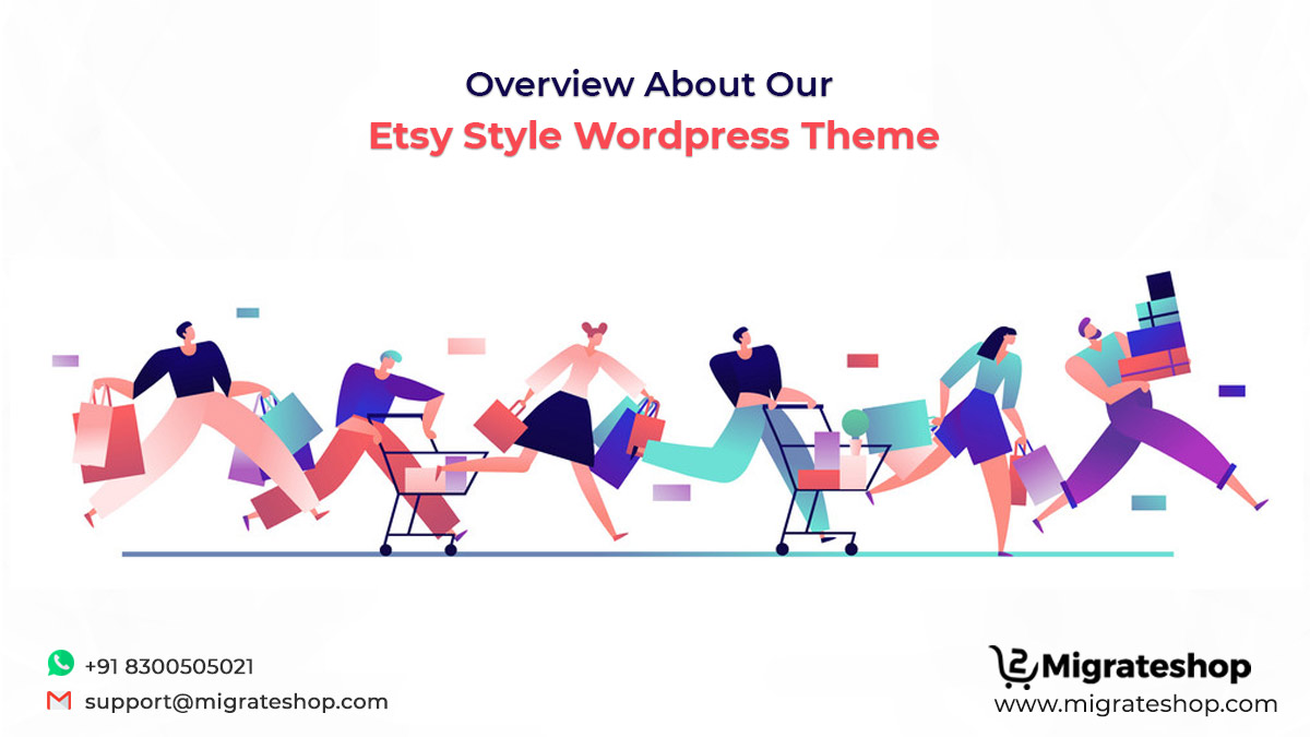 Etsy WordPress Theme