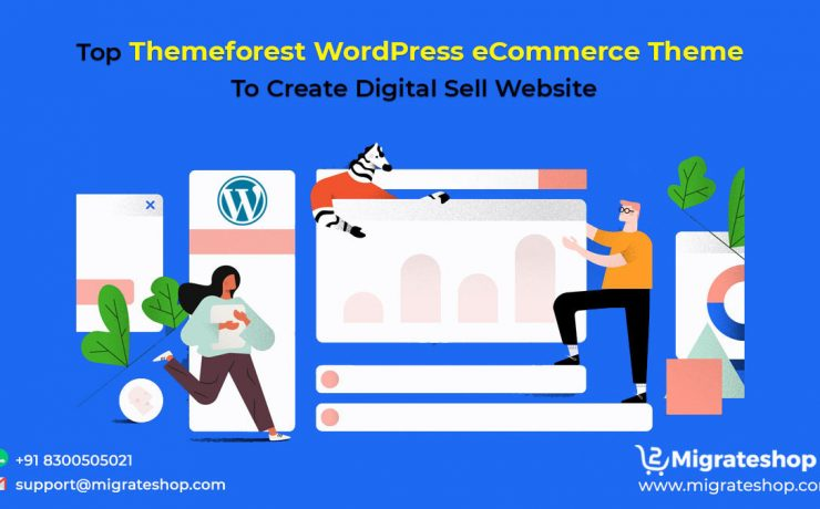 Themeforest WordPress eCommerce Theme