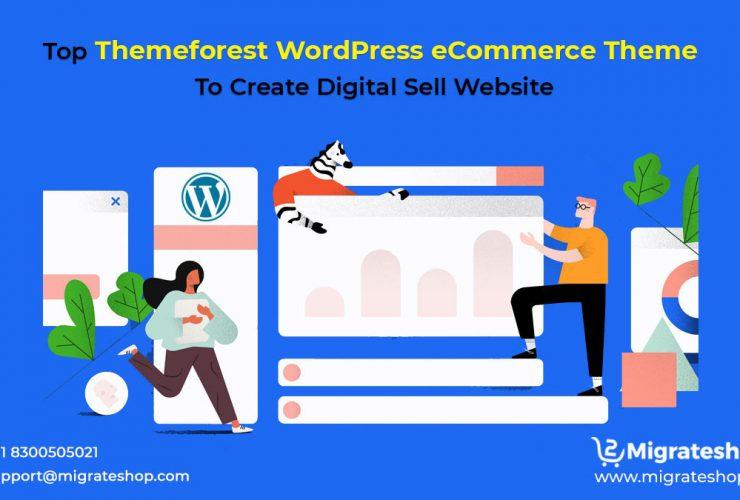 Themeforest WordPress eCommerce Theme