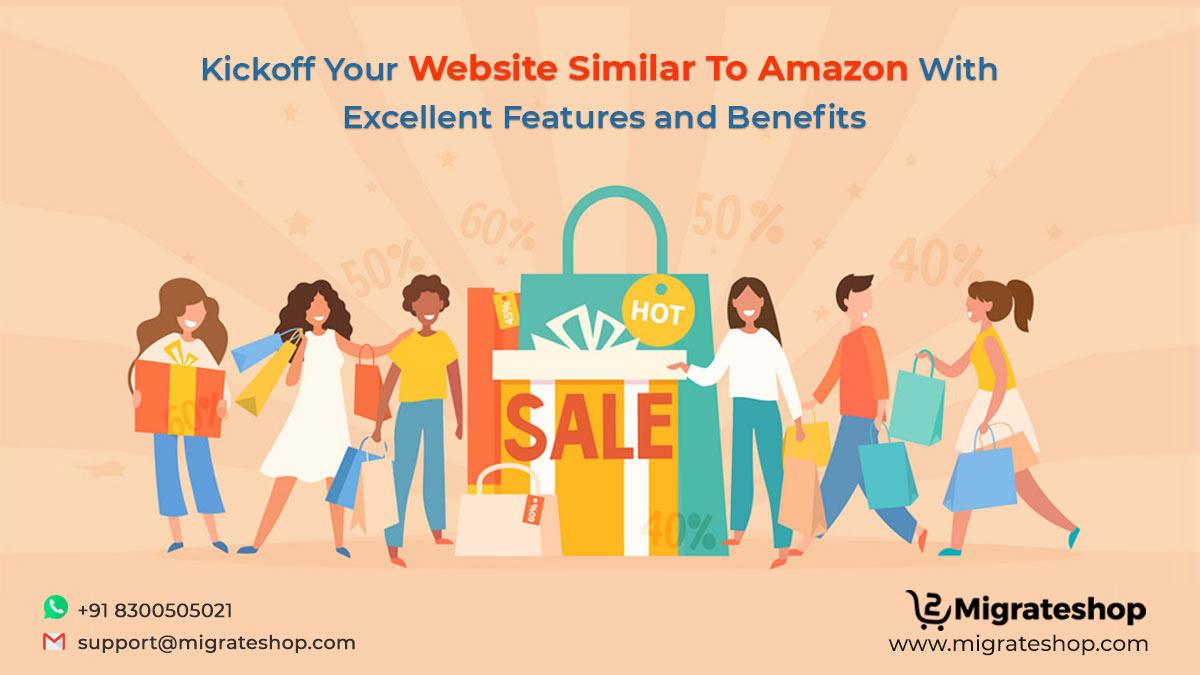 Website Similar To Amazon