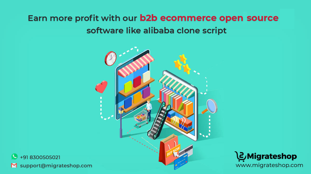 b2b ecommerce open source