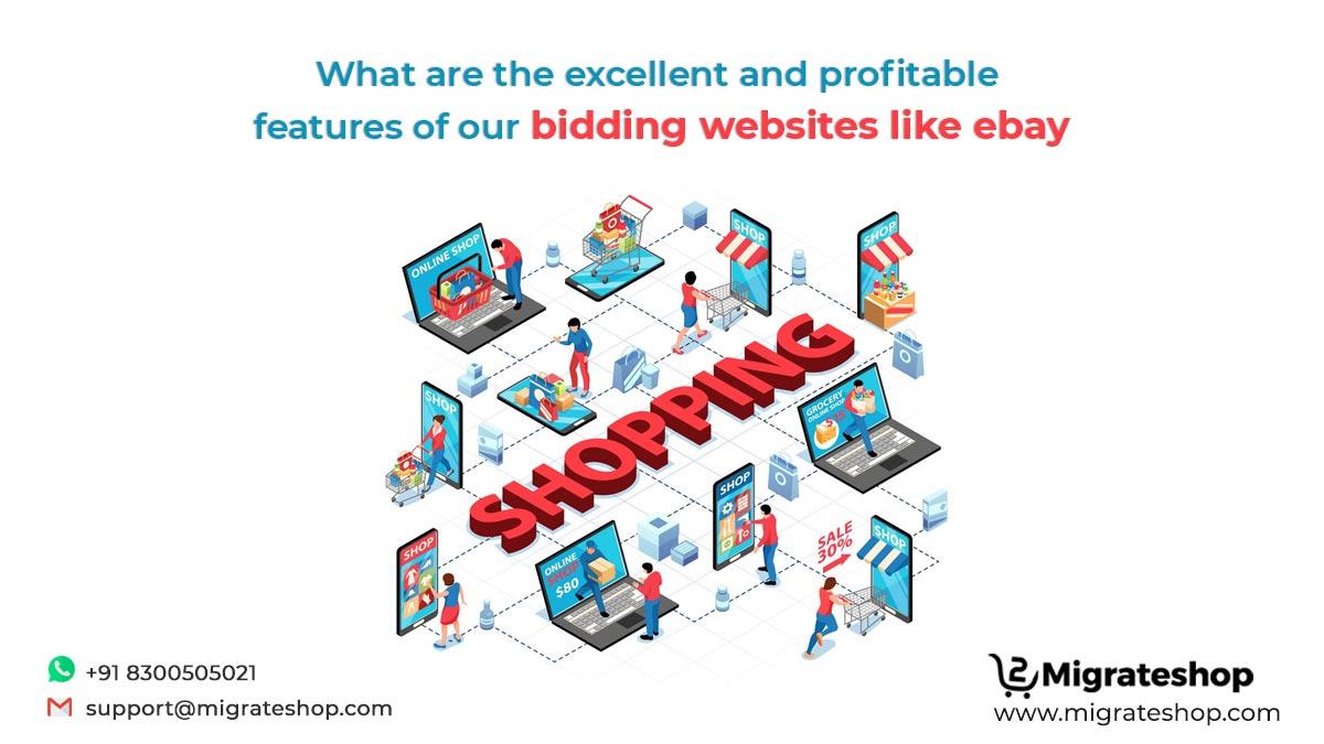 bidding websites like ebay