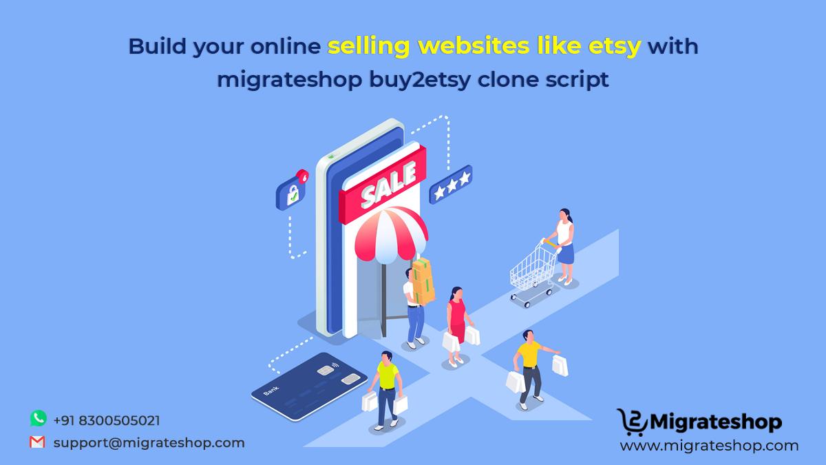 selling website like etsy