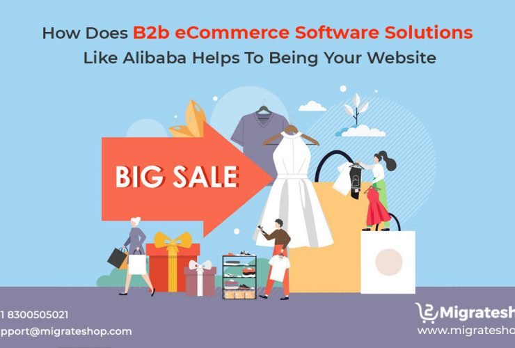 B2B eCommerce Software Solutions