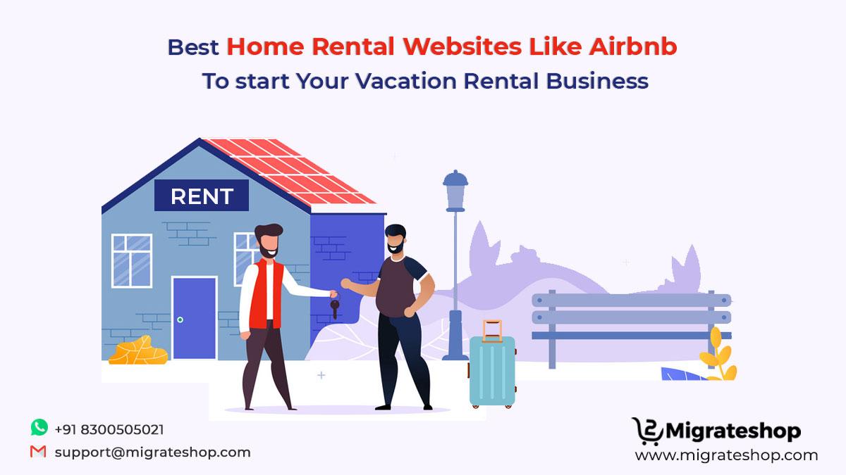 Home Rental Websites Like Airbnb