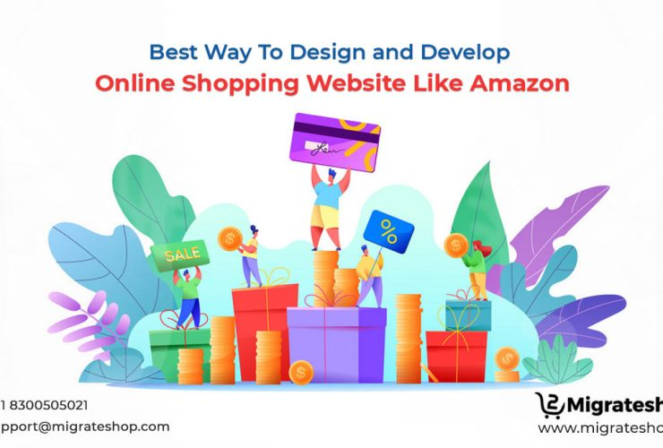 Online Shopping Website Like Amazon